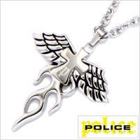 ポリス POLICE ネックレス フェニックス メンズ【型番】25328PSS01【素材】材質:ステ...