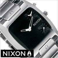 ニクソン NIXON 腕時計【ケース】材質:ステンレススチール サイズ:約縦40×横45mm 重量:...