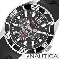 ノーティカ NAUTICA 腕時計 マルチ スポーツ アクティブ メンズ【型番】A12022G【ケー...