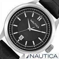 ノーティカ NAUTICA 腕時計 デイト スポーティ ドレス メンズ【型番】A12616G【ケース...