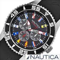 ノーティカ NAUTICA 腕時計 フラッグ スポーツ アクティブ メンズ【型番】A12626G【ケ...