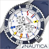 ノーティカ NAUTICA 腕時計 フラッグ スポーツ アクティブ メンズ【型番】A12627G【ケ...