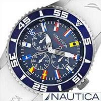 ノーティカ NAUTICA 腕時計 フラッグ スポーツ アクティブ メンズ【型番】A12629G【ケ...