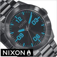 ニクソン NIXON 腕時計【ケース】材質:ステンレススチール サイズ:約縦42×横42mm 重量:...