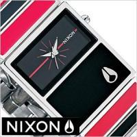 ニクソン NIXON 腕時計【ケース】材質:ステンレススチール サイズ:約縦35×横30mm 厚さ6...