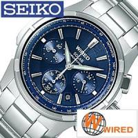 ワイアード 腕時計 WIRED メンズ【型番】AGAD029【ケース】材質:ステンレス ガラス素材:...