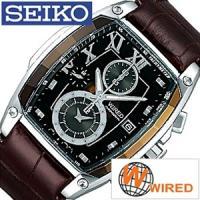 ワイアード 腕時計 WIRED メンズ【型番】AGAV039【ケース】材質:ステンレス ガラス素材:...