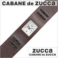 カバンドズッカ腕時計 CABANEdeZUCCA時計 ズッカ ZUCCA 腕時計シンプルなデザインが...