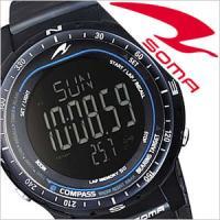 腕時計 ソーマ soma 型番DYK52-0001【ケース】材質:ポリウレタン、ステンレススティール...
