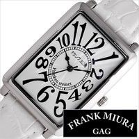フランク三浦 腕時計 メンズ ランキング【型番】FM01K-WH【ケース】材質:ブラス サイズ:約縦...