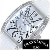 フランク三浦 腕時計 メンズ ランキング【型番】FM04K-WH【ケース】材質:プラスチック サイズ...