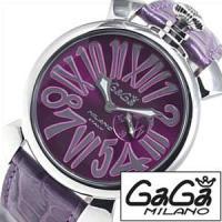 ガガ ミラノ GAGA Milano 腕時計 スリム メンズ レディース【型番】GG-5084-5【...