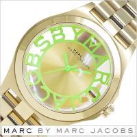 マーク バイ マーク ジェイコブス MARC BY MARC JACOBS 腕時計 ヘンリー スケル...