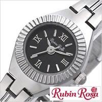 腕時計 ルビンローザ RubinRosa 【型番】R701BK【ケース】材質:真鍮メッキ サイズ:約...