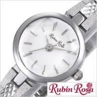 腕時計 ルビンローザ RubinRosa 【型番】R702SI【ケース】材質:真鍮メッキ サイズ:約...