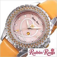 腕時計 ルビンローザ RubinRosa 【型番】R801OR【ケース】材質:ステンレススチール サ...