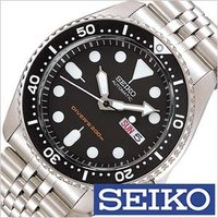 セイコー 腕時計 SEIKO メンズ レディース【型番】SKX007KD【ケース】材質:ステンレスス...
