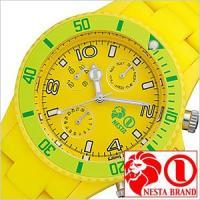 腕時計 ネスタブランド NESTABRAND 【型番】SMP40YE【ケース】材質:ポリカーボネイト...