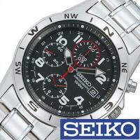 セイコー 腕時計 SEIKO メンズ レディース【型番】SND375PC【ケース】材質:ステンレスス...