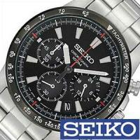 腕時計 セイコー SEIKO【型番】SSB031PC【ケース】材質:ステンレススティール サイズ:約...