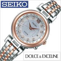 セイコー SEIKO 腕時計 ドルチェ&エクセリーヌ レディース【型番】SWCW114【ケー...