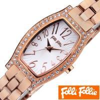 フォリフォリ 腕時計 時計 フォリフォリ腕時計 Folli Follie【型番】WF8B026BPS...