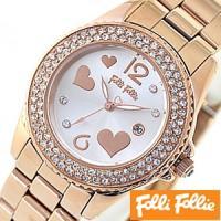フォリフォリ 腕時計 時計 フォリフォリ腕時計 Folli Follie【型番】WF9B049BTS...
