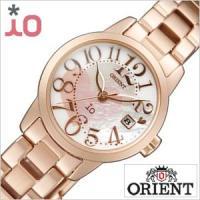 オリエント ORIENT 腕時計 イオ スイート&スパイシーII ハートフルパワー レディー...