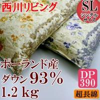 ●サイズ/150×210cm【シングル】  ●側地/綿100% (超長綿抗菌・防臭加工)   ●詰め...