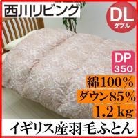 ●サイズ/190×210cm【ダブル】  ●側地/綿100% (抗菌加工)   ●詰め物/イギリス産...