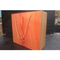 屋久杉良杢大型素地仕上げトートバッグ 一枚板 屋久杉工芸 デザイン箱 木工芸 作家 木のバッグ 面白いカバン