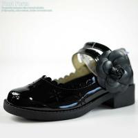 e0bdab2da5f52 送料無料 キッズ フォーマルシューズ パンプス キッズ 女の子 Foot Form Kids フットフォーム 子供靴 入学 入園 卒園 ブラック 黒  5680 Y KO 1811.
