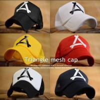 【お一人様3個まで】最安値に挑戦 Triangle メッシュキャップ メンズ レディース 7996355 帽子 新品【ALI】■02170817