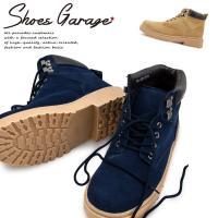 本革 ブーツ メンズ ワークブーツ スエード シューズ スニーカー 靴 WL0201 全5色展開 SD3955330【1212sh】 【Y_KO】