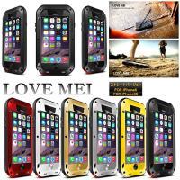 対応機種:iPhone6 iPhone6s 材質  :アルミメタル+衝撃吸収材+Gorilla Gl...