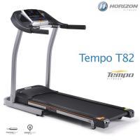 ◎内容:HORIZONトレッドミルTempo T82は、ワンタッチで速度や傾斜を変更できるエントリー...