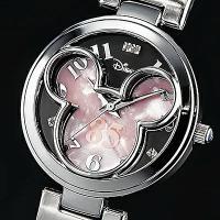 ◎内容:ミッキー85回目の誕生日を記念したフェイス腕時計。ピンクモデル。 ミッキー85周年を記念して...