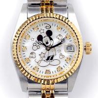 ◎内容:世界で2000本 男女兼用 ミッキー時計ホワイト。 かわいい大きくて丸い耳、豊かな表情としぐ...