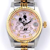 ◎内容:世界で2000本 男女兼用 ミッキー時計ピンク。 かわいい大きくて丸い耳、豊かな表情としぐさ...