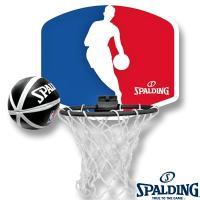 ◎内容:マイクロミニ ロゴマン壁掛け式バスケゴールセット。室内用ミニゴールとビニールボール。NBAの...