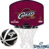 ◎内容:NBAキャバリアーズ壁掛け式バスケゴールセット。室内用ミニゴールとビニールボール。 NBAキ...
