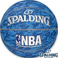 ◎内容:かっこいいブルーのデジカモ柄バスケットボール。 ボール全面を、おしゃれなブルー色のデジカモ柄...
