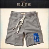 30%OFF アウトレット品 ホリスター HOLLISTER 正規品 メンズ ショートパンツ Fleece Shorts 335-415-0286-013