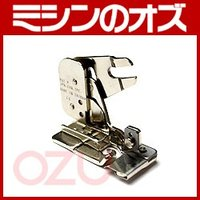TOYO製 シンガー/TOYOミシン用  布端を切りながら裁ち目かがりができます。  同じメーカーで...