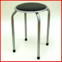 ●会議室や集会、待合所などのちょっとした腰掛け時など、いろんな場面で使える簡易丸イスです。JP-16...