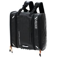 """自転車通勤の強い味方、バッグごと運べるバックパック  ビジネスマン必携のアイテム""""ビジネスバッグ""""。..."""