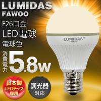 既存の電球に代替可能なLED電球。 長寿命により、交換回数を削減。  ●日本製のLEDチップを採用。...