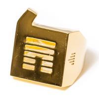 モデル名:自由 RING カラー:GOLD  商品説明: 自由をモチーフにしたリング。型にはまらない...