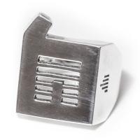モデル名:自由 RING カラー:SILVER  商品説明: 自由をモチーフにしたリング。型にはまら...