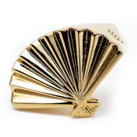 モデル名:SENSU RING(扇子) カラー:GOLD  商品説明: 扇子をモチーフにしたリング。...